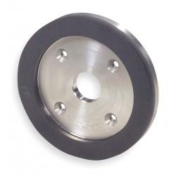 Saint Gobain - 69014191623 - 6 Type 6 Diamond Grinding Wheel, 1-1/4 Arbor, 3/4-Thick, 4140 Max. RPM
