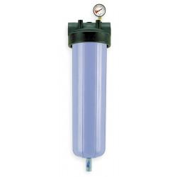 Pentair - 150338-75 - 1-1/2 (F)NPT Polypropylene Bag Filter Housing, Side Outlet, 20 gpm