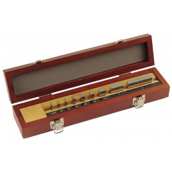 Mitutoyo - 516-935-26 - Be1-9n-1a/a Micrometer Inspection Gage Block Set