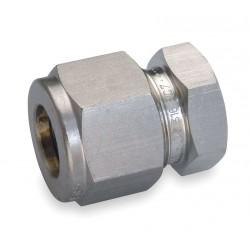 Ham-Let - 7108L-SS-6MM - 316 Stainless Steel LET-LOK Cap, 6mm Tube Size