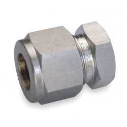 Ham-Let - 7108L-SS-12MM - 316 Stainless Steel LET-LOK Cap, 12mm Tube Size