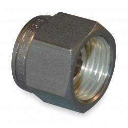 Ham-Let - 7121L-SS-4MM - 316 Stainless Steel LET-LOK Tube Plug, 4mm Tube Size