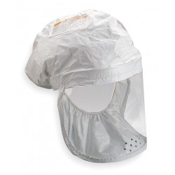 3M - BE-12L-3 - Respirator 3m Powered Air-purifying Respirator 12 Headcover Large Tyvek Qc, Pk