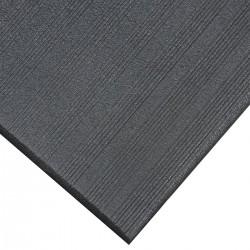 Notrax - 410S0323BL - Matting Anti Fatigue 3/8x2x3 Black Notrax Airug Superior Mfg, Ea