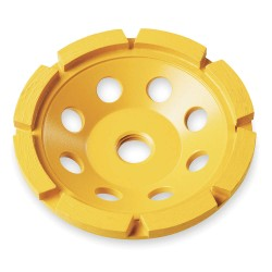 Dewalt - DW4773 - 7 In Diamond Cup Wheel for Heavy Material Removal
