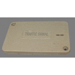 Hubbell - PG1118HA0046 - PG Underground Enclosure Cover, Traffic Signal, For Use With 20-1/4 x 13-3/8 Enclosure