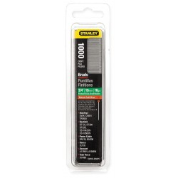 Stanley / Black & Decker - SWKBN075 - Brad Nails, 3/4 In, PK1000