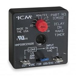 ICM - ICM102 - Relay, Time Delay