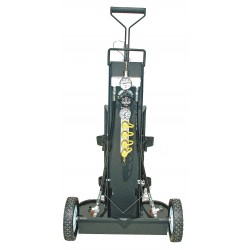 Air Systems - MP-4H - Air Cylinder Cart, 2 Cylinders, 4500 psi