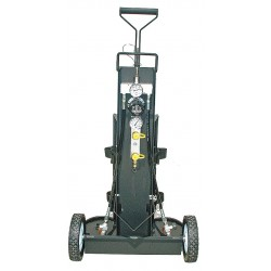 Air Systems - MP-2L - Air Systems International 21 X 16 X 41 MULTI-PAK Air Cylinder Cart (Cylinders Sold Separately), ( Each )