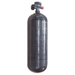 Air Systems - AC-87 - Air Systems International 87 CF Carbon Fiber 4500 PSI Air Storage Cylinder, ( Each )