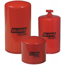Baldwin Filters - BK6375 - Filter Service Kit; For Use With Cummins