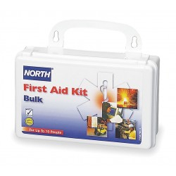 North Safety / Honeywell - 019700-0001L-EACH - FIRST AID KIT 10PERSON PLASTIC (Each)