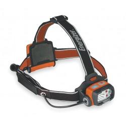 Energizer - MSHD31BP - LED Headlamp, Plastic, 50, 000 hr. Lamp Life, Maximum Lumens Output: 75, Orange
