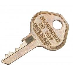 American Lock - A400KEY - Control Key, Mfr. No. A400K