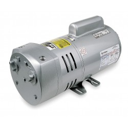 Gast - 1023-V131Q-G608NEX - 3/4 HP Compressor/Vacuum Pump; Inlet Size: 3/8 NPT, Outlet Size: 3/8 NPT