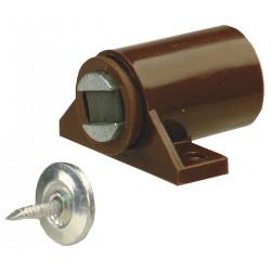 Monroe - 4FCU6 - Magnetic Non-locking Magnetic Catch, 1-17/64H x 55/64