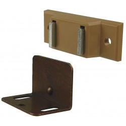 Monroe - 4FCW6 - Magnetic Non-locking Magnetic Catch, 1-31/32H x 45/64
