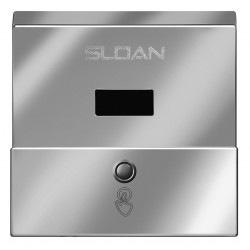 Sloan Valve - EL201 - Cover plate, For Use With Mfr. No. Royal 111 ESS, Royal 186-1 ESS
