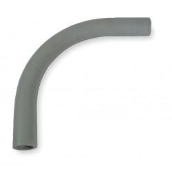 Cantex - 5121059 - 2-1/2 PVC Elbow 90 Degree, 16-1/2 Overall Length