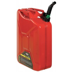 Briggs & Stratton - 85043 - Gas Can, 5 Gal., Red, Steel