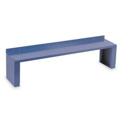 Vidmar - BAS72 - Shelf Riser, 72W x 12D x 12 to 22H, Blue