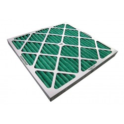 Global Finishing Solutions - 216-011 - 20x20x2 Paper Paint Collector Filter Pad