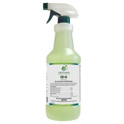 Artemis BioSolutions - GRDHUC.Q - Cleaner and Disinfectant, 1 qt. Trigger Spray Bottle