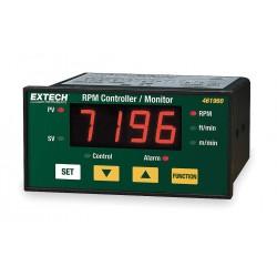 Extech Instruments - 461960 - Extech 461960 RPM Controller/Monitor, Panel Mount, Digital