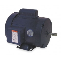 Leeson / Regal Beloit - 110064.00 - 1/2 HP 50 Hz Motor, Capacitor-Start, 1425 Nameplate RPM, 110/220 Voltage, Frame 56