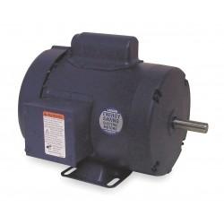 Leeson / Regal Beloit - 110066.00 - 1 HP 50 Hz Motor, Capacitor-Start, 1425 Nameplate RPM, 110/220 Voltage, Frame 56H