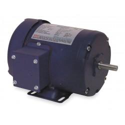 Leeson / Regal Beloit - 102686.00 - 1/3 HP 50 Hz Motor, 3-Phase, 2850 Nameplate RPM, 220/380/440 Voltage, Frame 48