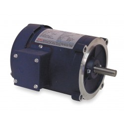 Leeson / Regal Beloit - 102691.00 - 1/2 HP 50 Hz Motor, 3-Phase, 2850 Nameplate RPM, 220/380/440 Voltage, Frame 56C