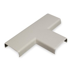 Legrand Group - 815 - PVC Tee For Use With 800 Raceway, Ivory