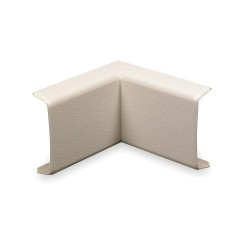 Legrand Group - 817 - PVC Internal Elbow For Use With 800 Raceway, Ivory