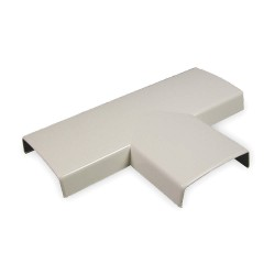 Legrand Group - 2315 - PVC Tee For Use With 2300 Raceway, Ivory