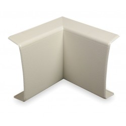 Wiremold / Legrand - 2317 - Wiremold 2317 90 Internal Elbow / 2300 Series Raceway, PVC, Ivory