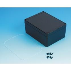 Box Enclosures - BEN-70PBK - Polycarbonate Enclosure, NEMA Rating: 4X, 6.5 x 4.92 x 2.95