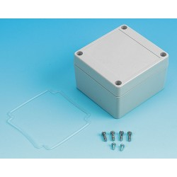 Box Enclosures - BEN-20P - Polycarbonate Enclosure, NEMA Rating: 4X, 3.35 x 3.16 x 2.16