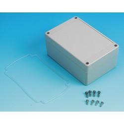 Box Enclosures - BEN-30P - Polycarbonate Enclosure, NEMA Rating: 4X, 4.92 x 3.36 x 2.16