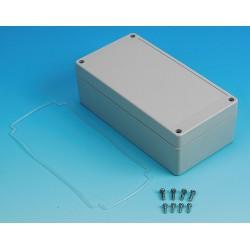 Box Enclosures - BEN-50P - Polycarbonate Enclosure, NEMA Rating: 4X, 6.49 x 3.36 x 2.16