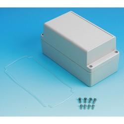 Box Enclosures - BEN-60P - Polycarbonate Enclosure, NEMA Rating: 4X, 6.5 x 3.36 x 3.36