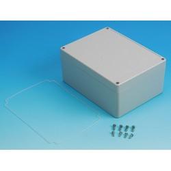 Box Enclosures - BEN-70P - Polycarbonate Enclosure, NEMA Rating: 4X, 6.5 x 4.92 x 2.95