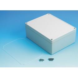 Box Enclosures - BEN-80P - Polycarbonate Enclosure, NEMA Rating: 4X, 7.32 x 5.75 x 2.95