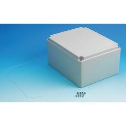 Box Enclosures - BEN-92P - Polycarbonate Enclosure, NEMA Rating: 4X, 9.84 x 7.88 x 5.12
