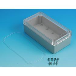 Box Enclosures - BEN-50PC - Polycarbonate Enclosure, NEMA Rating: 4X, 6.49 x 3.36 x 2.16