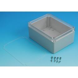 Box Enclosures - BEN-70PC - Polycarbonate Enclosure, NEMA Rating: 4X, 6.5 x 4.92 x 2.95