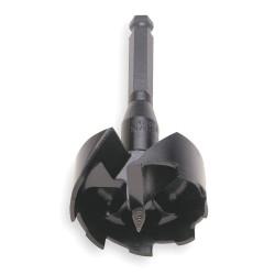 Milwaukee Electric Tool - 48-25-1122 - Wood Drilling Bit, 1-1/8In.Dia., Self Feed