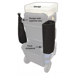 Mobile-Shop - MS-PMAK - PM Accessory Kit, 600 Denier Water Proof Nylon, Polypropylene Plastic And Steel