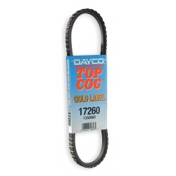 Dayco - 15300 - Auto V-Belt, Industry Number 11A0760